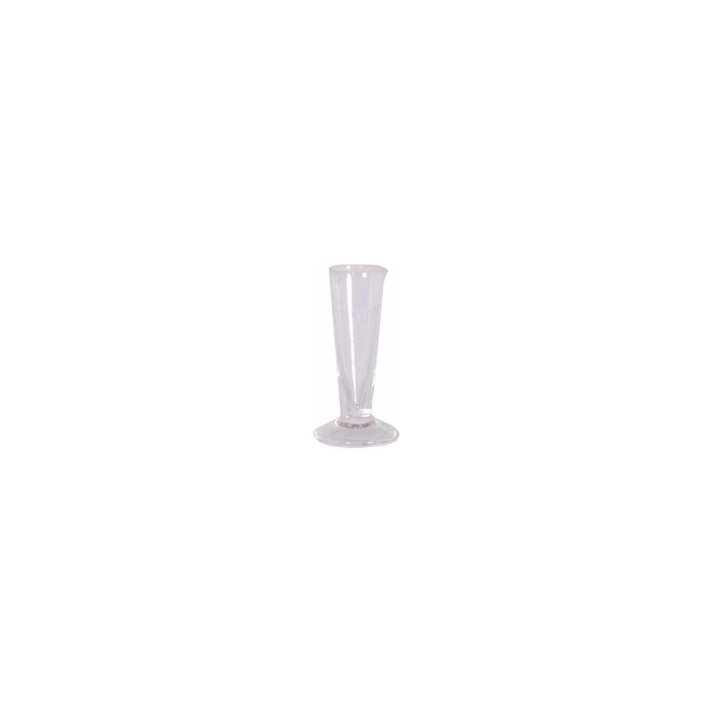 5ml Conical Glass Measure (MEA005) Government Stamped