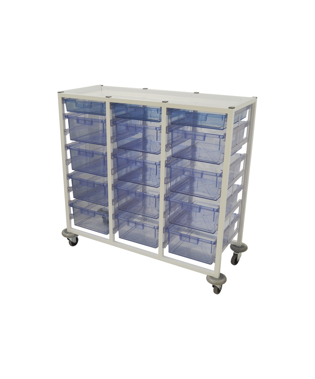 Care Trolley W1080 x D425 x H1035 (CTRO1080)