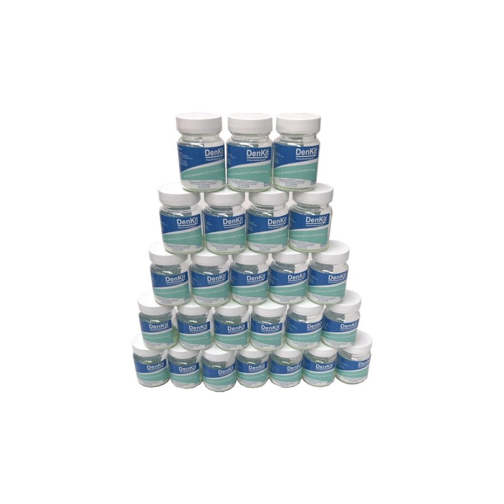 DenKit – Drug Denaturing Kit – 25 x 65ml Jars (CDK065)