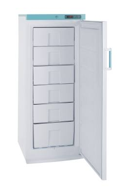 Lec Laboratory Freezer (LSFSF232UK) 595W x 1570H x 634D -18°C to -25°C