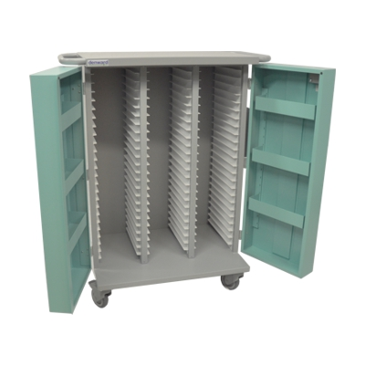 MDS Trolley – 72 Tray (TRO001) 860W x 1152H x 525D