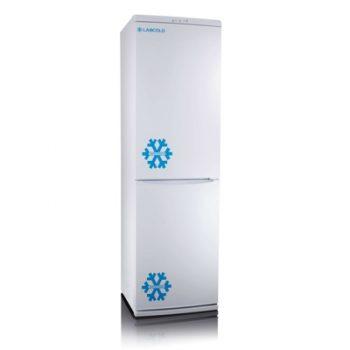 Labcold Laboratory Fridge Freezer (RLFF13246) 595W x 1965H x 630D +2°C to +10°C (-18°C to -20°C)