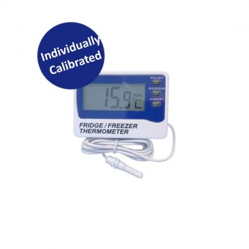 Calibrated Min/Max Thermometers
