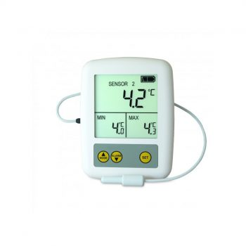 Single Probe Calibrated Max/Min Thermometer (TMM107)