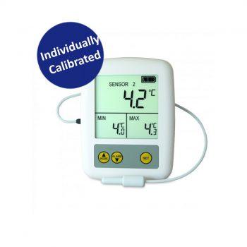 Single Probe Calibrated Max/Min Thermometer (TMM107C)