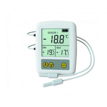 Dual Probe Calibrated Max/Min Thermometer (TMM108)