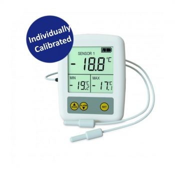Calibrated Dual Probe Calibrated Max/Min Thermometer (TMM108C)