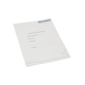 Temperature Record Book