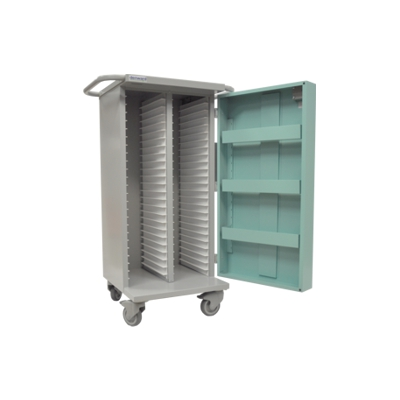 MDS Trolley – 48 Tray (TRO002) 695W x 1140H x 520D