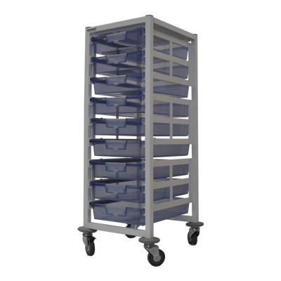 Care Trolley W375 x D425 x H1035 (CTRO375)