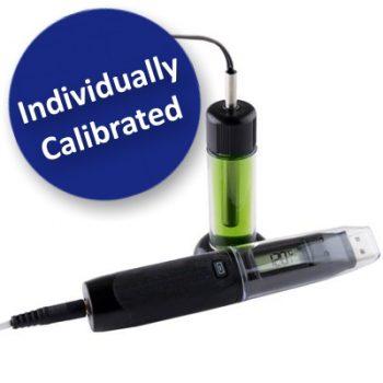 Calibrated USB Data Loggers